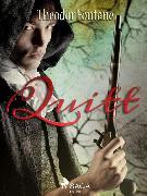 Cover-Bild zu Quitt (eBook) von Fontane, Theodor