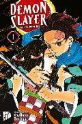 Cover-Bild zu Gotouge, Koyoharu: Demon Slayer 1