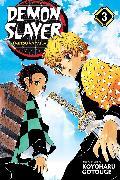 Cover-Bild zu Koyoharu Gotouge: Demon Slayer: Kimetsu no Yaiba, Vol. 3