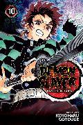 Cover-Bild zu Koyoharu Gotouge: Demon Slayer: Kimetsu no Yaiba, Vol. 10