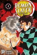 Cover-Bild zu Gotouge, Koyoharu: Demon Slayer 4