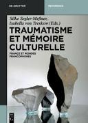 Cover-Bild zu Traumatisme et mémoire culturelle (eBook)