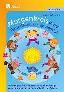 Cover-Bild zu Morgenkreis in der Grundschule - so gehts! von Kroll-Gabriel, Sandra