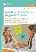 Cover-Bild zu Mündliches & Schriftliches Argumentieren von Kroll-Gabriel, Sandra