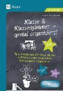 Cover-Bild zu Klasse & Klassenzimmer - genial organisiert von Kroll-Gabriel, Sandra