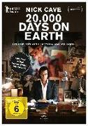 Cover-Bild zu Nick Cave (Schausp.): 20'000 Days on Earth - SE (Blu-ray Video + DVD Video)