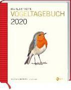 Cover-Bild zu Das illustrierte Vogeltagebuch 2020