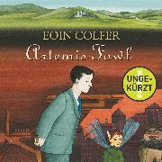 Cover-Bild zu Artemis Fowl (Audio Download)