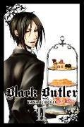 Cover-Bild zu Yana Toboso: BLACK BUTLER, VOL. 2