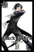 Cover-Bild zu Yana Toboso: BLACK BUTLER, VOL. 3