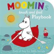 Cover-Bild zu Jansson, Tove: Moomin's Touch and Feel Playbook