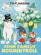 Cover-Bild zu Jansson, Tove: Finn Family Moomintroll