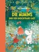 Cover-Bild zu Davidsson, Cecilia: Die Mumins und der unsichtbare Gast