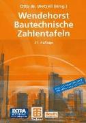 Cover-Bild zu Wendehorst Bautechnische Zahlentafeln (eBook) von Wetzell, Otto (Hrsg.)