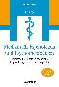 Cover-Bild zu Medizin für Psychologen und Psychotherapeuten von Köhler, Thomas