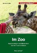 Cover-Bild zu Im Zoo - Kopiervorlagen und Materialien von Gugeler, Susanne