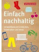Cover-Bild zu Einfach nachhaltig von Prinz, Johanna