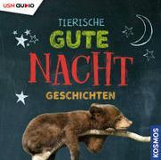 Cover-Bild zu Tierische Gute-Nacht Geschichten von Prinz, Johanna