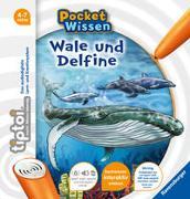 Cover-Bild zu tiptoi® Wale und Delfine von Prinz, Johanna