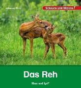 Cover-Bild zu Das Reh von Prinz, Johanna