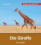 Cover-Bild zu Die Giraffe von Prinz, Johanna