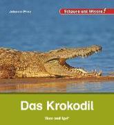 Cover-Bild zu Das Krokodil von Prinz, Johanna