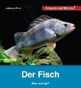 Cover-Bild zu Der Fisch von Prinz, Johanna