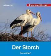 Cover-Bild zu Der Storch von Prinz, Johanna