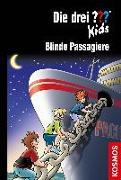 Cover-Bild zu Blanck, Ulf: Die drei ??? Kids, 76, Blinde Passagiere
