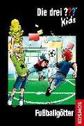 Cover-Bild zu Pfeiffer, Boris: Die drei ??? Kids, 42, Fußballgötter