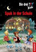 Cover-Bild zu Pfeiffer, Boris: Die drei ??? Kids, Spuk in der Schule