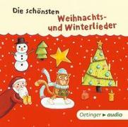 Cover-Bild zu Die schönsten Weihnachts- und Winterlieder (CD)