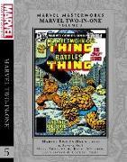 Cover-Bild zu Gruenwald, Mark: Marvel Masterworks: Marvel Two-in-one Vol. 5