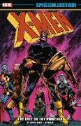 Cover-Bild zu Claremont, Chris: X-men Epic Collection: The Fate Of The Phoenix