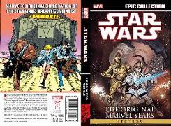 Cover-Bild zu Duffy, Mary Jo: Star Wars Legends Epic Collection: the Original Marvel Years