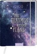 Cover-Bild zu Buchkalender Aus Träumen werden Pläne 2020
