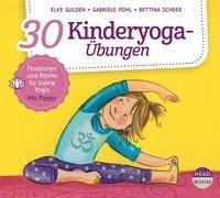 Cover-Bild zu 30 Kinderyoga-Übungen von Gulden, Elke