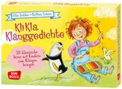 Cover-Bild zu KliKlaKlang-Gedichte von Gulden, Elke