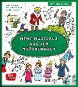 Cover-Bild zu Mini-Musicals aus dem Märchenwald, m. Audio-CD von Gulden, Elke