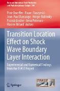 Cover-Bild zu Transition Location Effect on Shock Wave Boundary Layer Interaction von Doerffer, Piotr (Hrsg.)