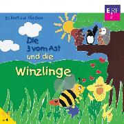 Cover-Bild zu Die 3 vom Ast und die Winzlinge (Audio Download) von Nieden, Eckart zur