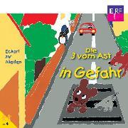 Cover-Bild zu Die 3 vom Ast in Gefahr (Audio Download) von Nieden, Eckart zur