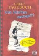 Cover-Bild zu Gregs Tagebuch - Von Idioten umzingelt!