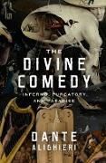 Cover-Bild zu The Divine Comedy (eBook) von Alighieri, Dante