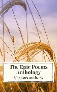 Cover-Bild zu The Epic Poems Anthology : The Iliad, The Odyssey, The Aeneid, The Divine Comedy (eBook) von Shakespeare, William