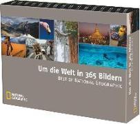 Cover-Bild zu Um die Welt in 365 Bildern