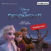 Cover-Bild zu Die Eiskönigin 2 von Greitzke, Yvonne (Gelesen)