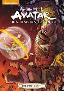 Cover-Bild zu Yang, Gene Luen: Avatar: Der Herr der Elemente