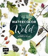 Cover-Bild zu Watercolor Wald von Peth, Elisa