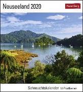 Cover-Bild zu Neuseeland Kalender 2020